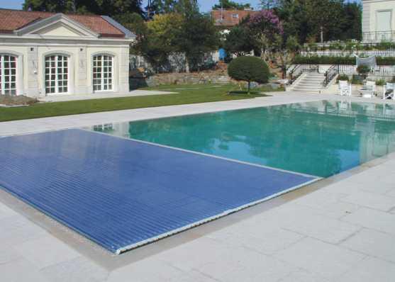 automatische Rollladenabdekung mit Solarlamellen