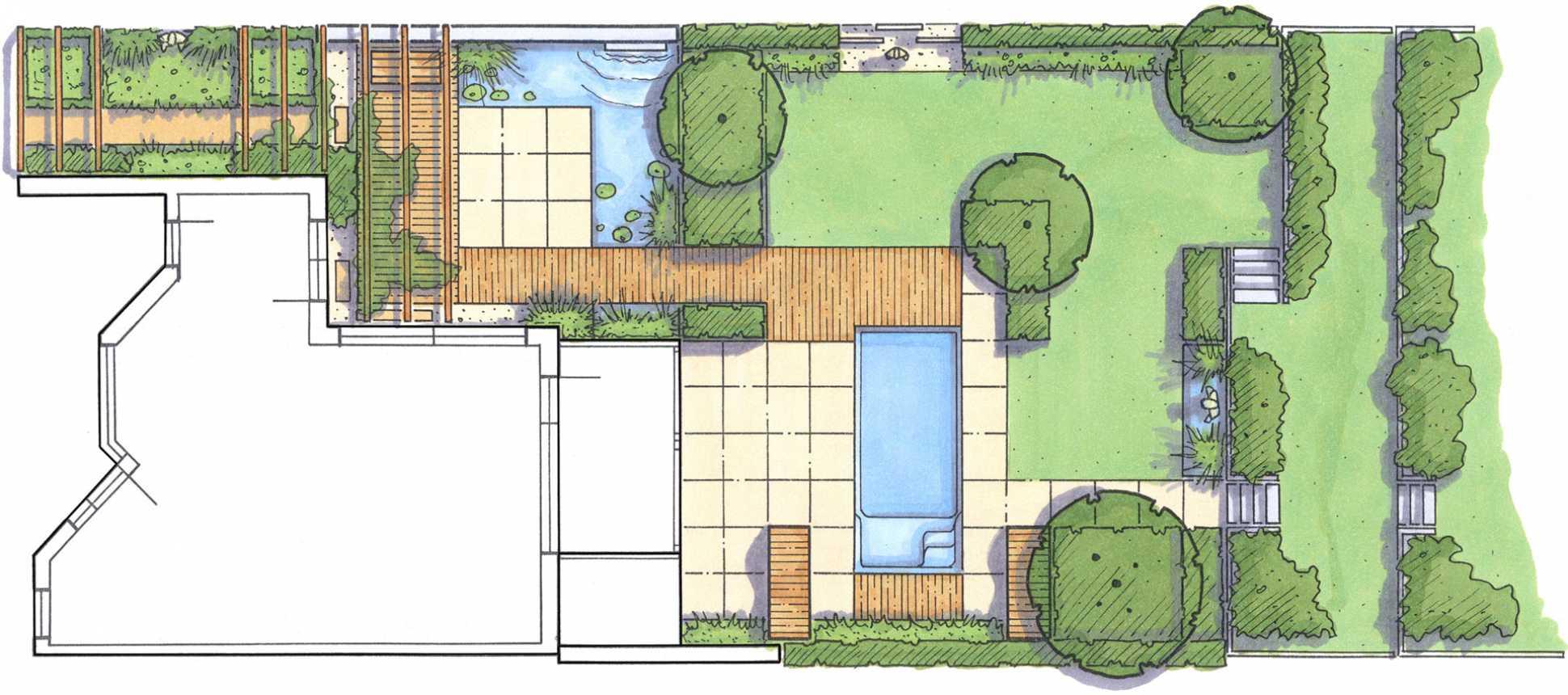 Schwimmbadbau Architekten Swimming Pool
