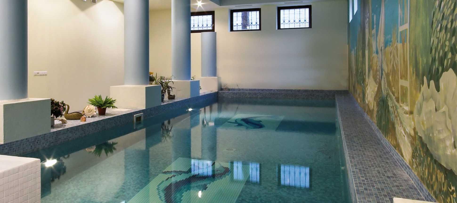 Schwimmbadsanierung Hallenbad Sanierung