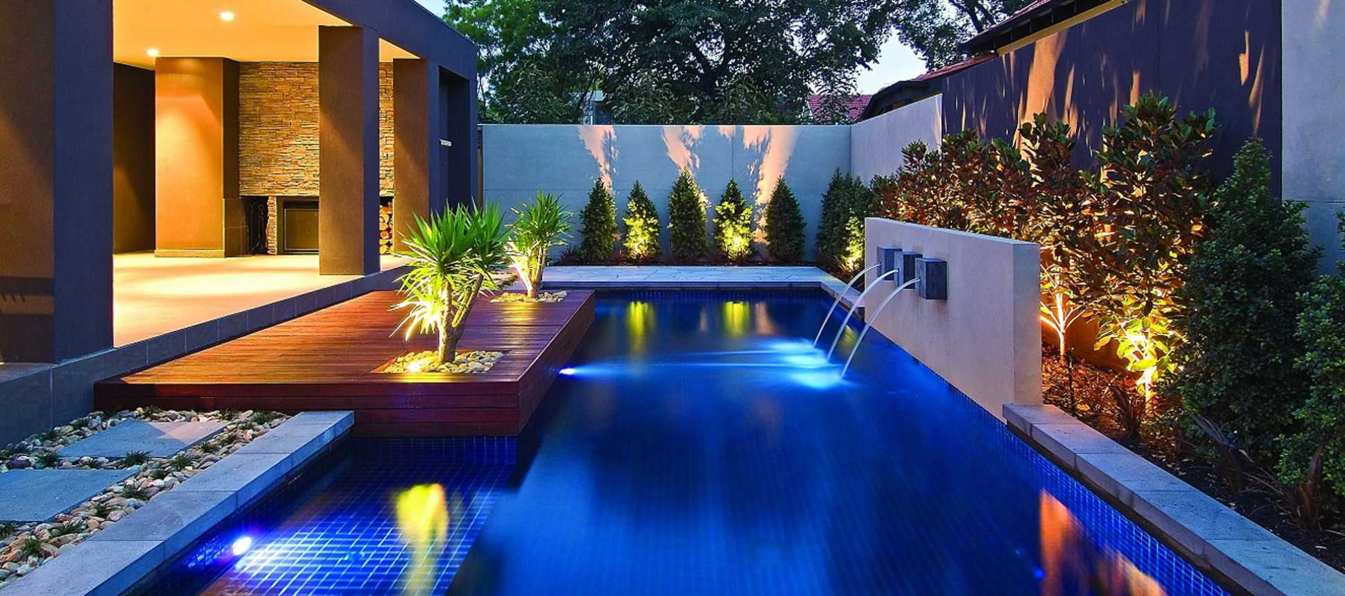 Pool Beleuchtung Swimming Pool Licht Schwimmbad Leuchten