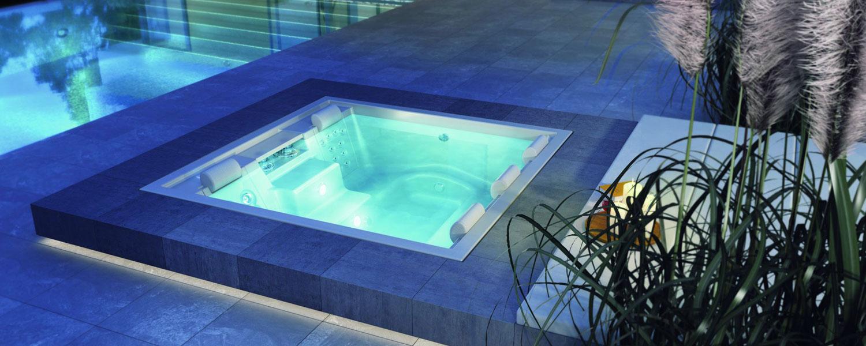 Einbau Whirlpool Einbau Whirlpool Luxus Spasac