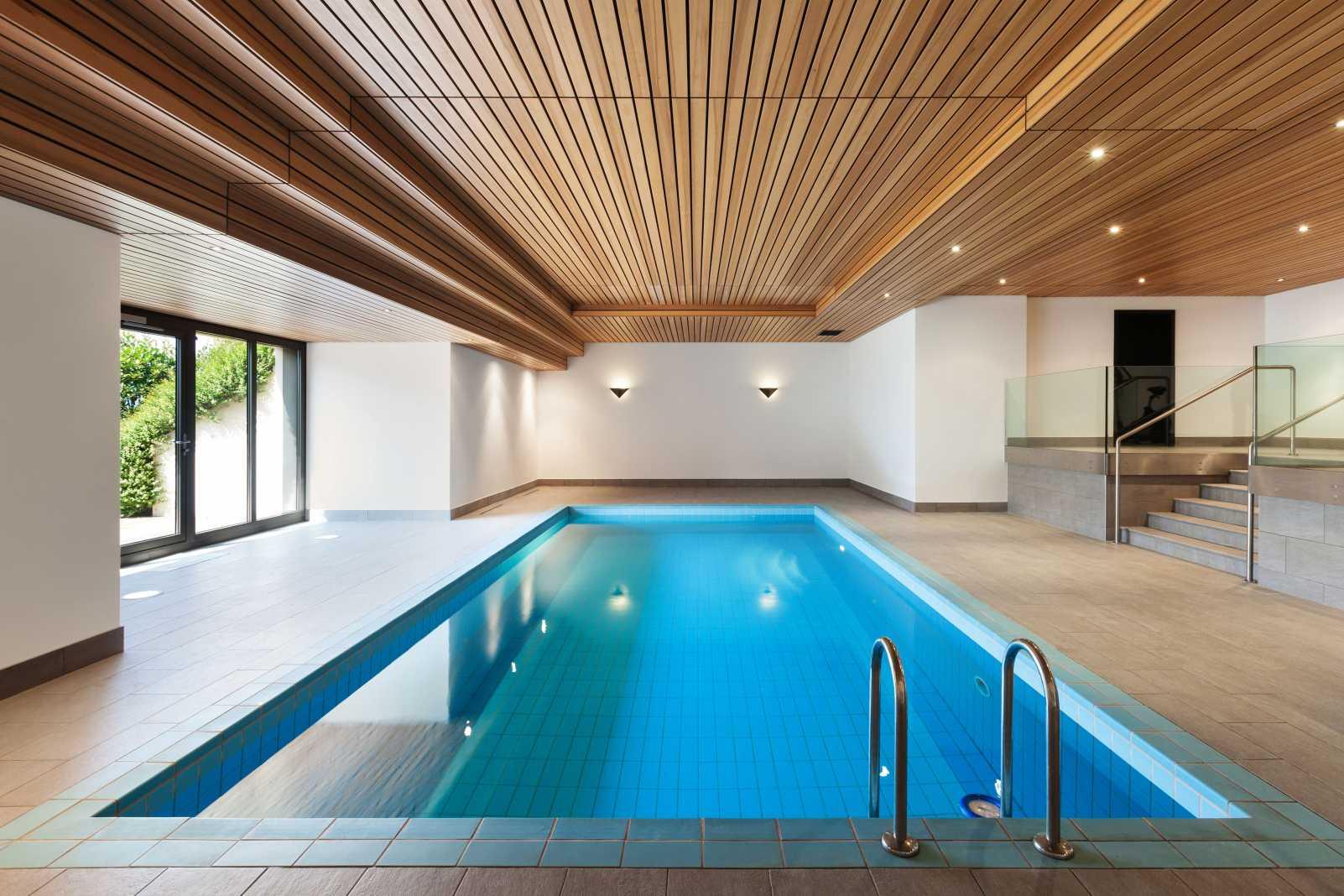 best indoor pool bauen contemporary. Black Bedroom Furniture Sets. Home Design Ideas