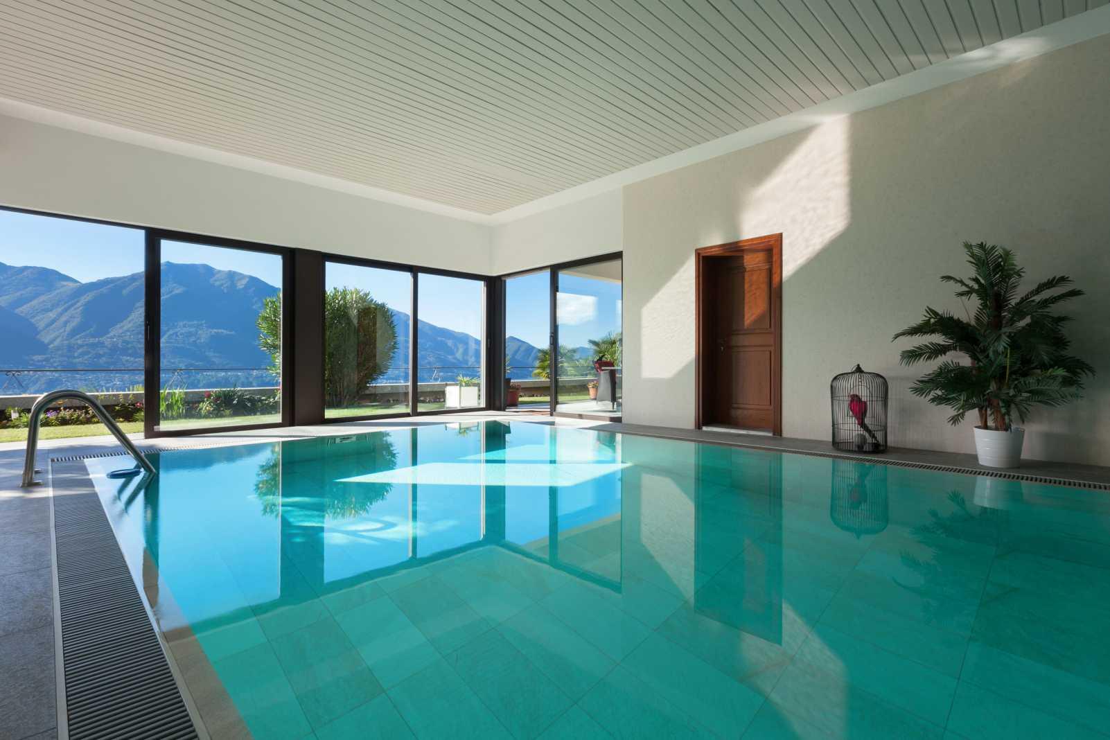 Indoor Pool Bauen Traumhafte Schwimmbaeder: Ideas