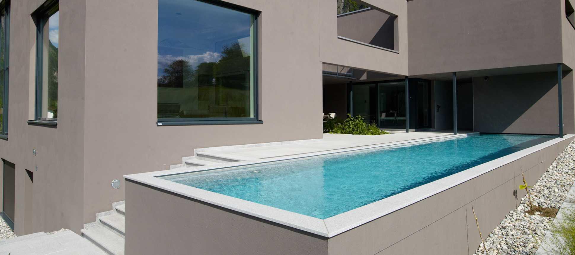 Gartenschwimmbad Gartenpool