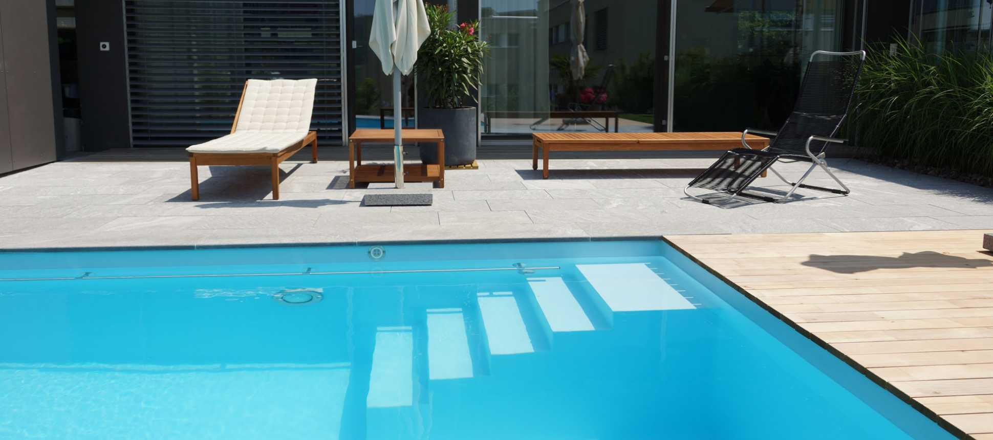 Schwimmbadsanierung Holz Swimming Pool Holzpool