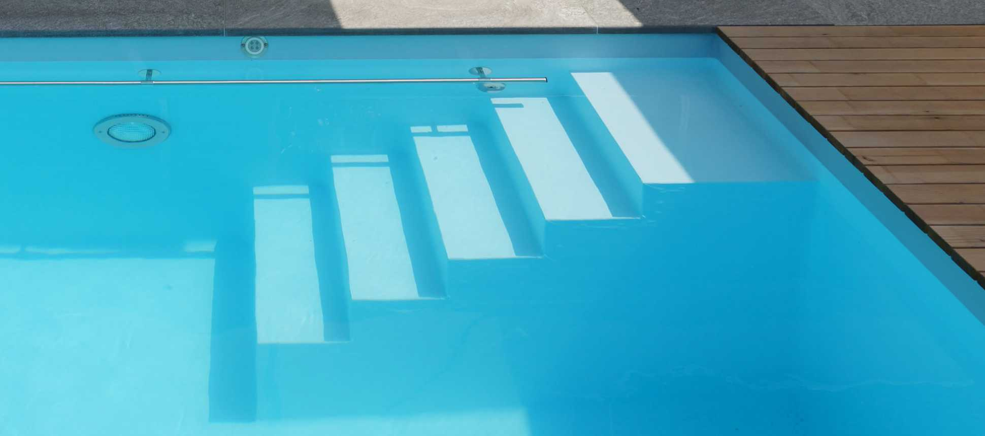 Schwimmbadtreppe Treppe Swimming Pool
