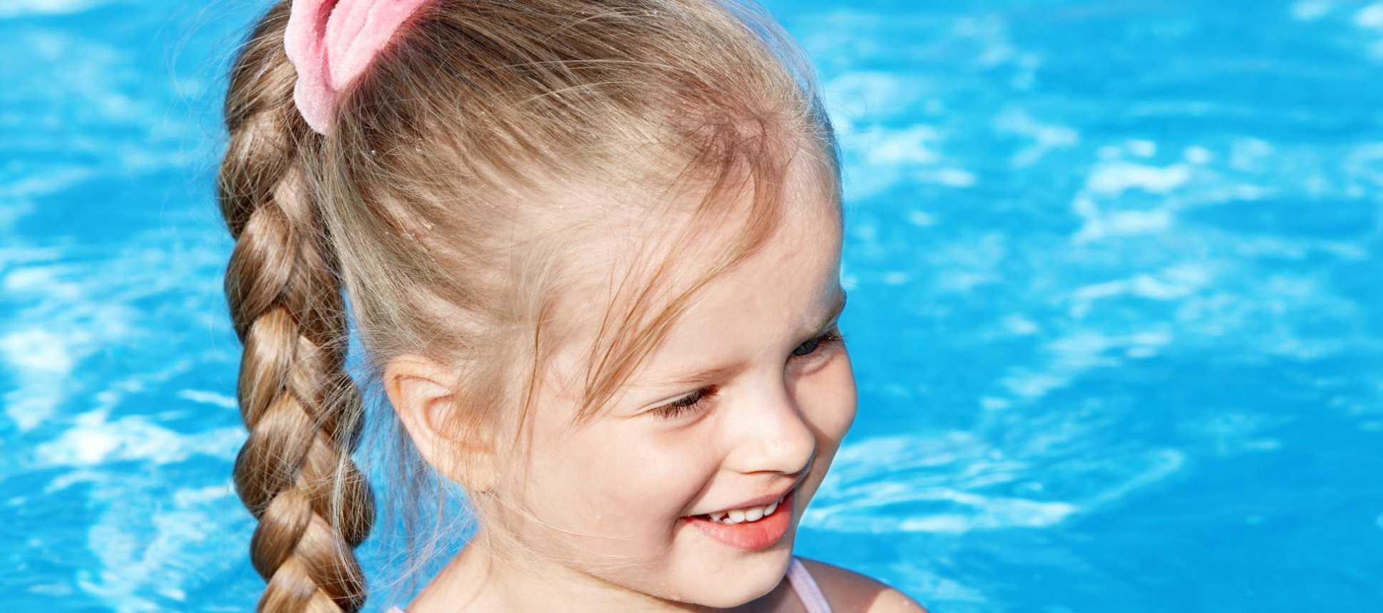 Desinfektion Swimming Pool Schwimmbad